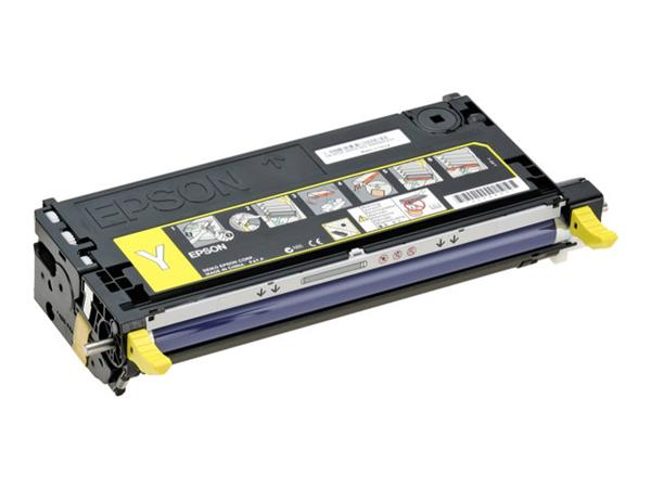 Epson AL-C3800 Imaging Cartridge SC Yellow 5k