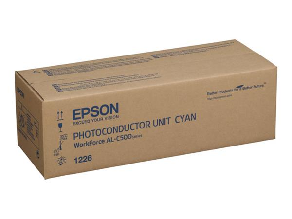 Epson AL-C500DN Photoconductor Unit Cyan 50K