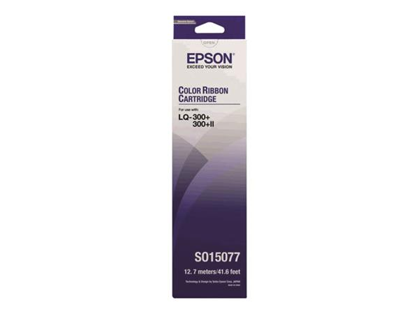Epson Colour Ribbon Cartridge for LQ-300/300+II