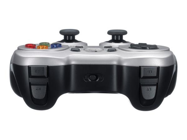 Logitech Wireless Gamepad F710 - Game pad - 10 button(s) - wireless