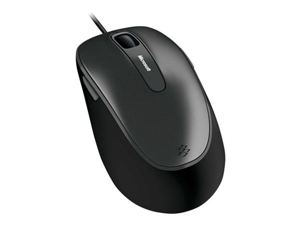 Microsoft Comfort Mouse 4500 - optical - 5 button - USB - black