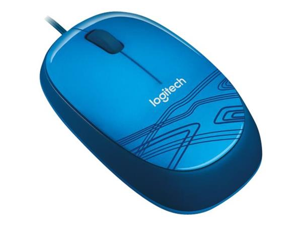 Logitech M105 Mouse Blue