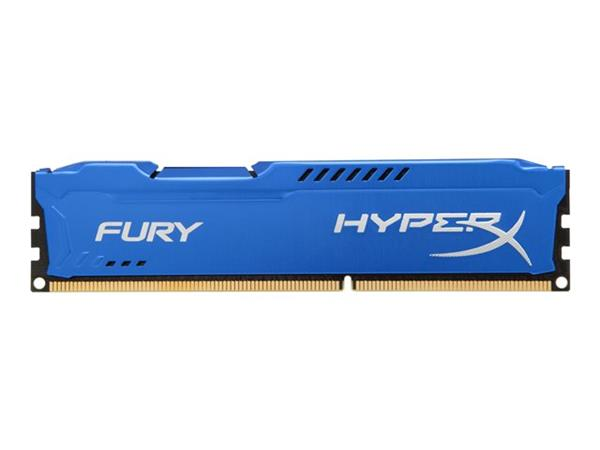 HyperX FURY Blue 8GB DDR3 1866MHz CL10 DIMM Memory