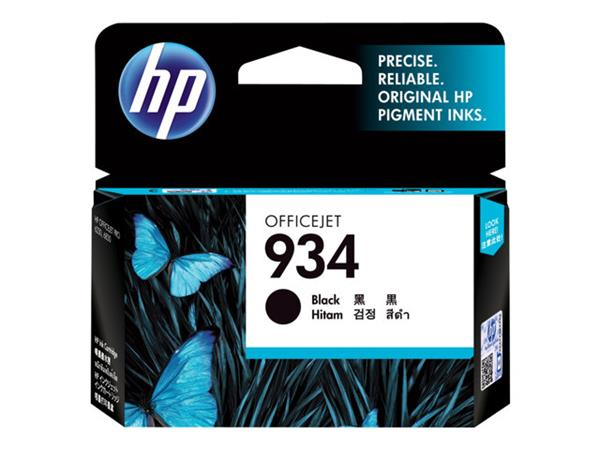 HP 934 Black Ink Cartridge