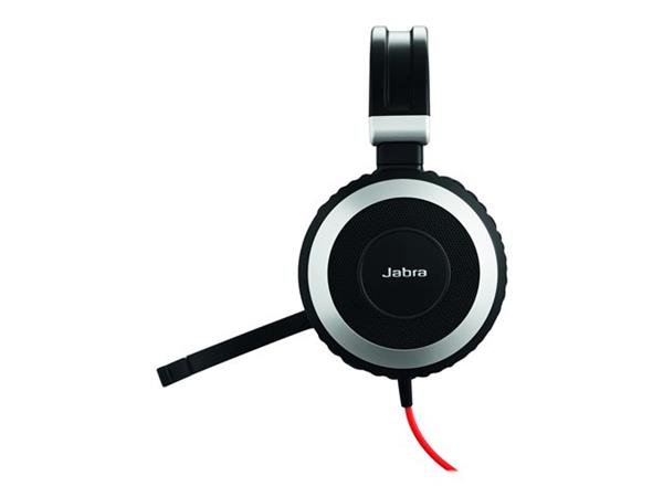 Jabra Evolve 80 Duo MS USB Headset