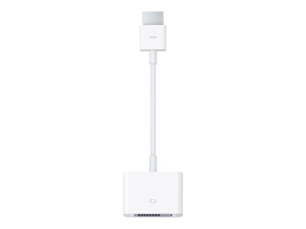 Apple HDMI to DVI Adapter Cable