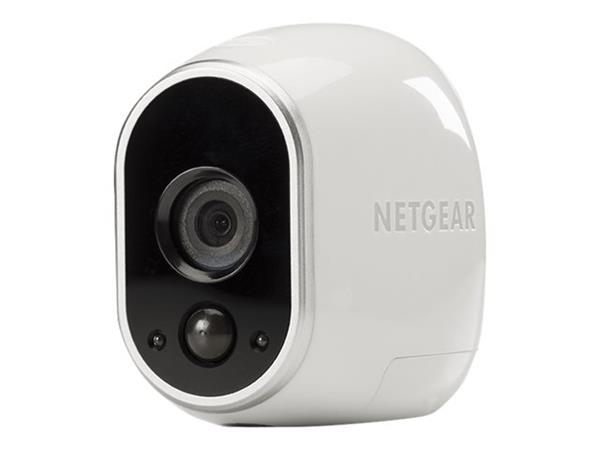 NETGEAR Arlo Smart Home 3 HD Security Camera Kit - Wireless CCTV, Indoor / Outdoor with Night Vision