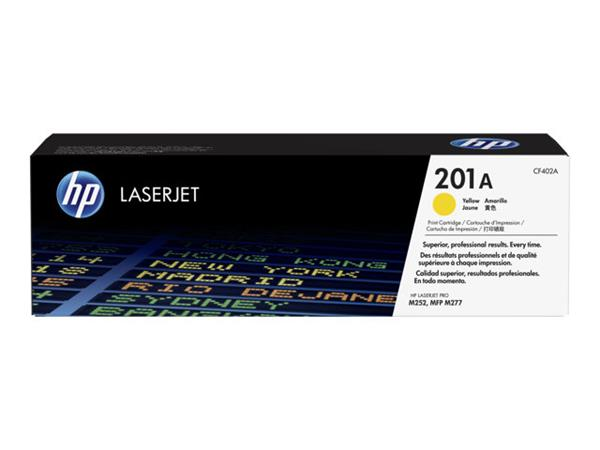 HP 201A Yellow Original Toner Cartridge
