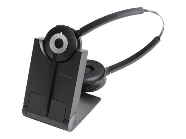 Jabra PRO 930 Duo MS USB Wireless Headset