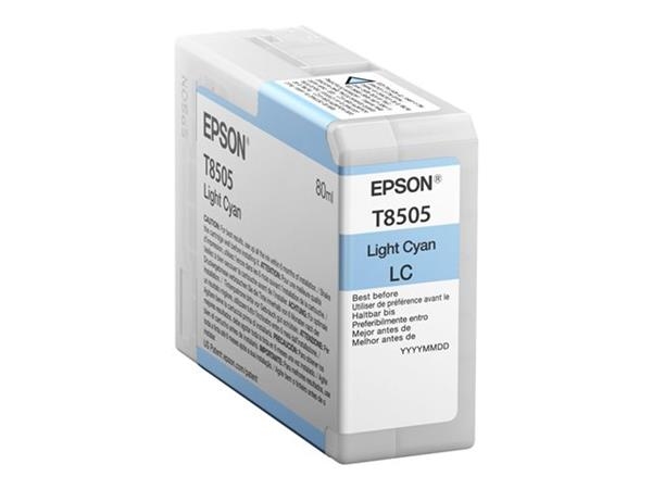 Epson T8503 Light Cyan High Capacity Cartridge