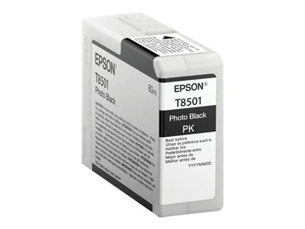 Epson T8501 Photo Black Ink Cartridge