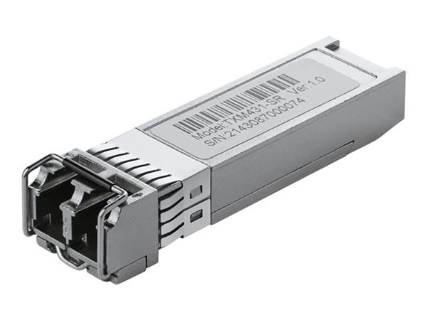 TP LINK 10Gbase-SR SFP+ LC Transceiver  850nm Multi-mode  LC duplex