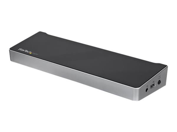 StarTech.com Docking Station for 2 Laptops