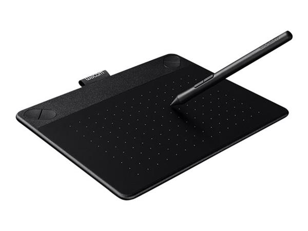 Wacom Intuos Comic Black Pen and Touch Small Mac/Windows