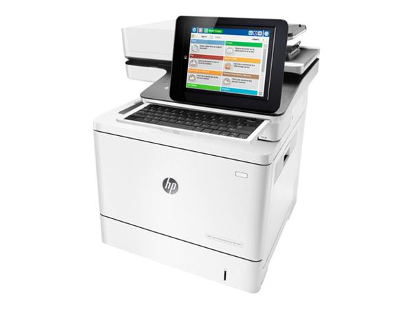 HP M577c Color LaserJet Enterprise Flow Multifunction Printer