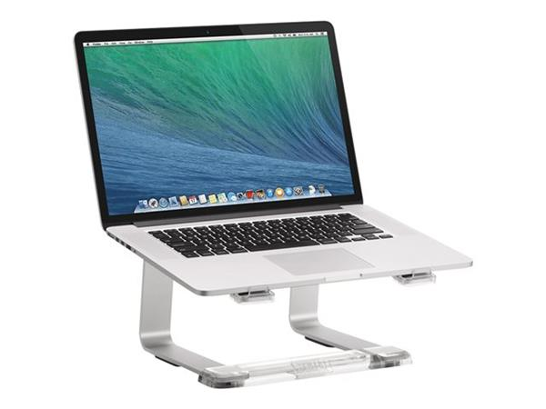 Griffin Elevatored - Notebook stand - brushed aluminum