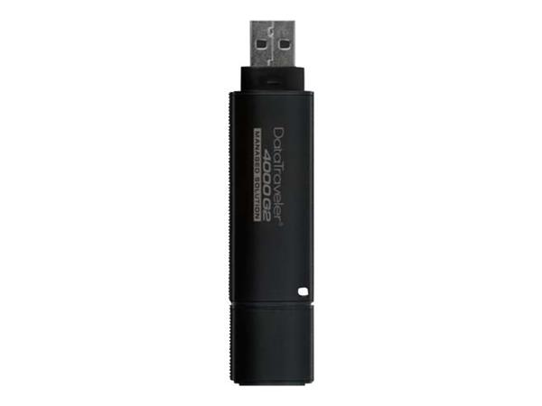 Kingston 32GB USB 3.0 DT4000 G2 256 AES FIPS 140-2 Level 3