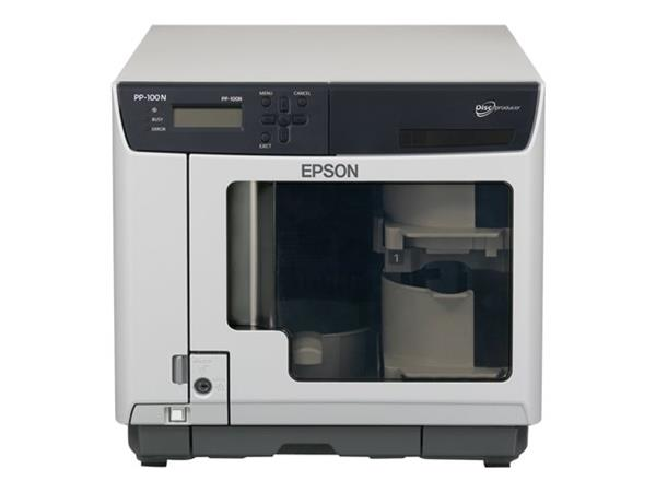 Epson Discproducer PP-100N Colour Ink-jet DVD Duplicator Printer