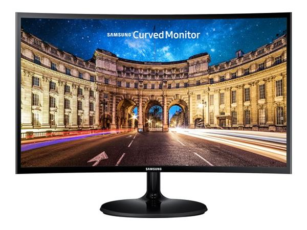 "Samsung 390F 24"" 4ms HDMI Curved Monitor"