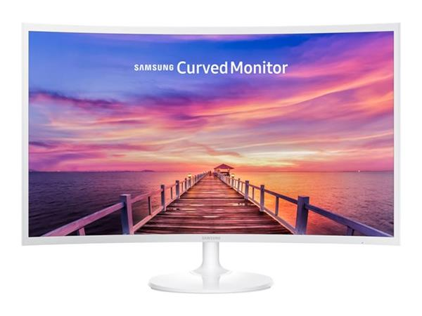 "Samsung 390F 31.5"" 4ms HDMI Curved Monitor"