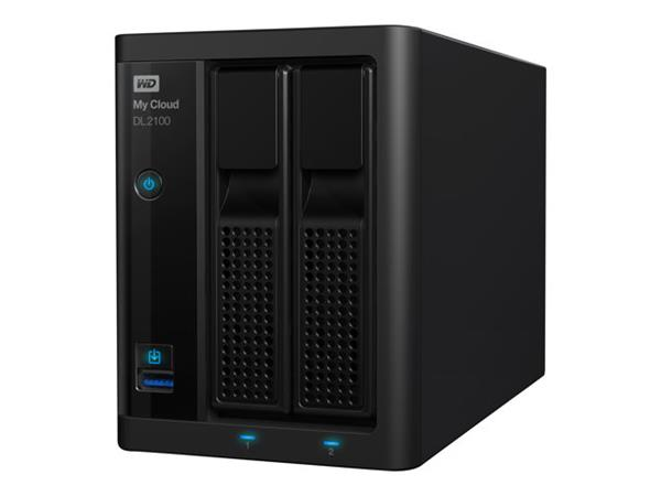 WD My Cloud 12TB 2 bays (6TB x 2) NAS Server
