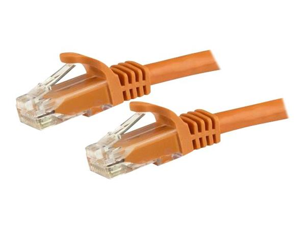 StarTech.com 10m Orange Cat6 Patch Cable