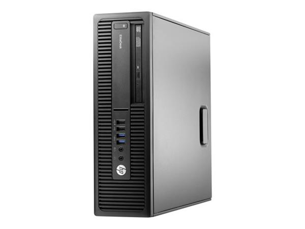 HP EliteDesk 705 G2 - A series A8 PRO-8650B 3.2 GHz - 4 GB - 500 GB