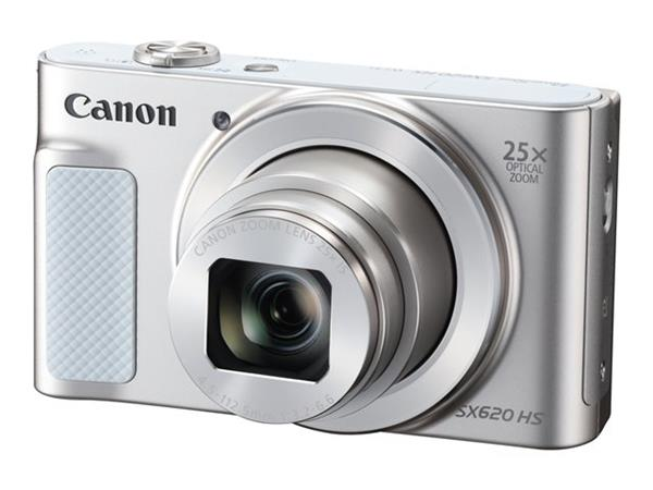 Canon PowerShot SX620 HS Digital Camera – White