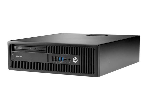HP EliteDesk 705 G3 SFF A series A6 PRO-9500 4GB 500GB Windows 10 Pro