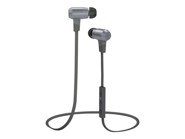 Optoma NuForce BE6i Bluetooth Earphones with Microphone - Grey