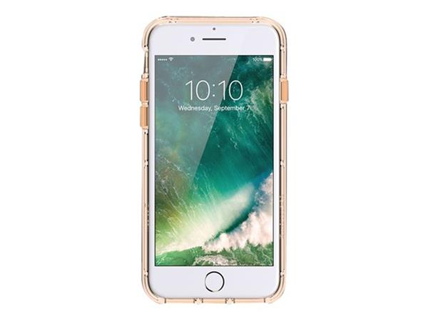 Griffin Survivor Clear for iPhone 7 Plus / 6s Plus / 6 Plus - Gold/White