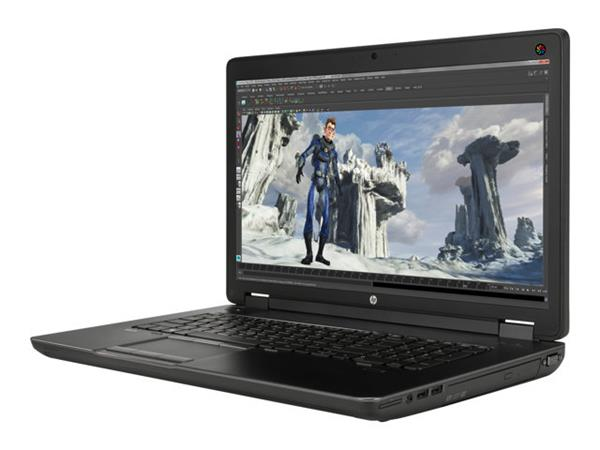 HP ZBook 17 G2 Intel Core i7 4910MQ 32GB 512GB 17.3 Windows 7 Pro
