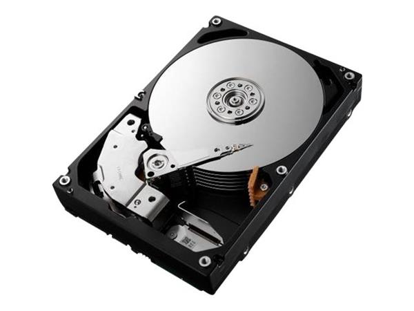 Toshiba 4TB N300 High-Reliability NAS Hard Drive - SATA 6Gb/s 7200RPM 128MB Cache