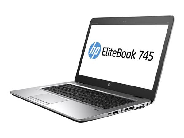 "HP 745 G4 A12-9800B 8GB 256GB 14"" Windows 10 Pro"
