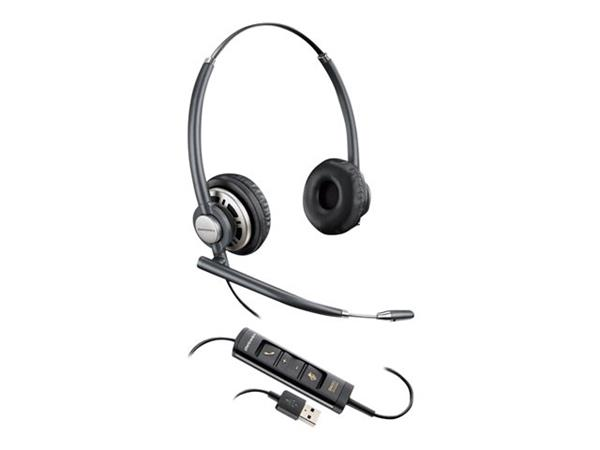 Plantronics EncorePro HW725 USB Noise Cancelling (Duo)