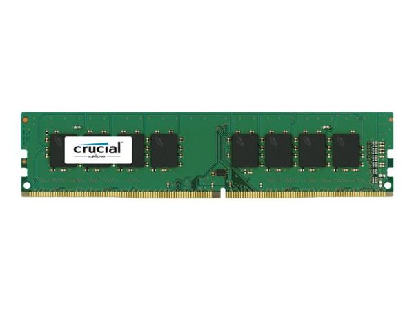 Crucial 8GB DDR4 2400 MT/s PC4-19200