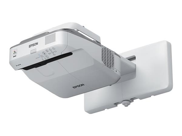 Epson EB-685W 3500 Luems WXGA UST Ultra Short Throw Project