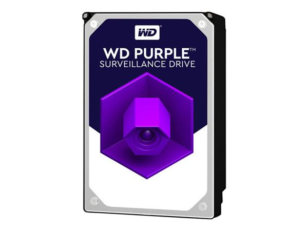 "WD 2TB Purple 3.5"" SATA 6Gb/s 5400RPM 64MB Surveillance Drive"