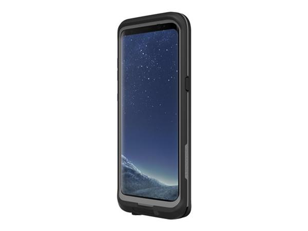 OtterBox LifeProof Fre Series for Samsung Galaxy S8 - Asphalt Black