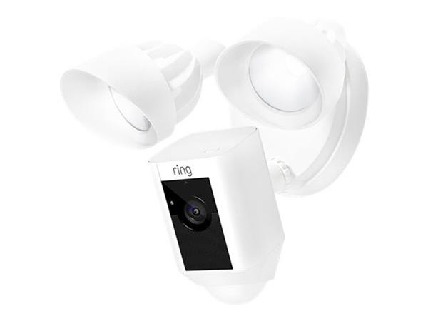 Ring Floodlight Camera - White