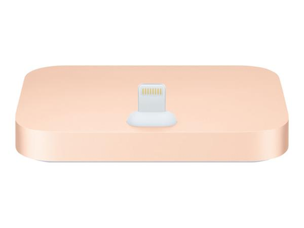 Apple iPhone Lightning Dock – Gold
