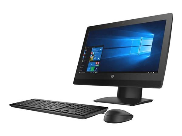 HP ProOne 400 All-in-One Core i5-7500T 8GB 1TB Win 10 Pro