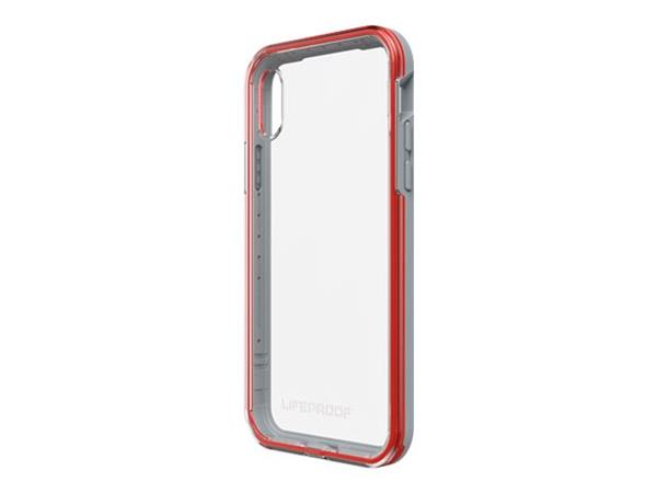 OtterBox LifeProof SLAM case for iPhone X - Lava Chaser