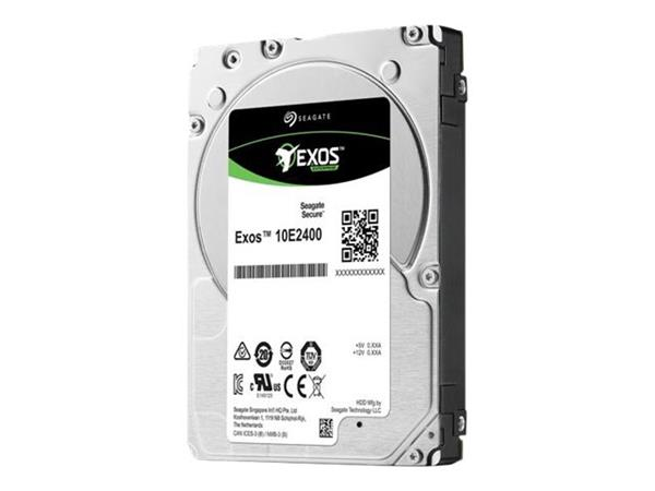 "Seagate Exos 300GB E-Class Mission Critical 10000RPM 2.5"" 128MB Hard Drive"