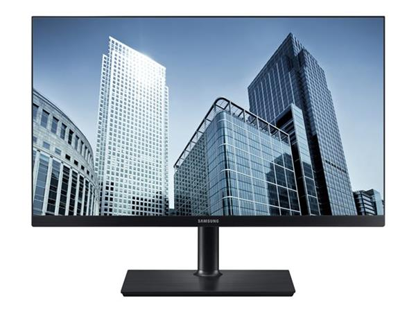 "Samsung S24H850 24"" 2560x1440 5ms HDMI DP LED Monitor"