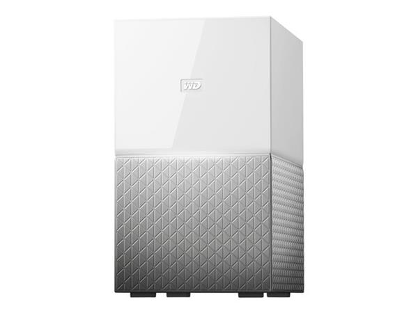 WD 4TB My Cloud Home Dual Drive USB3.0 Personal Cloud Storage