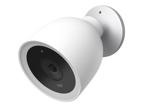 Nest Cam IQ Outdoor Security Camera