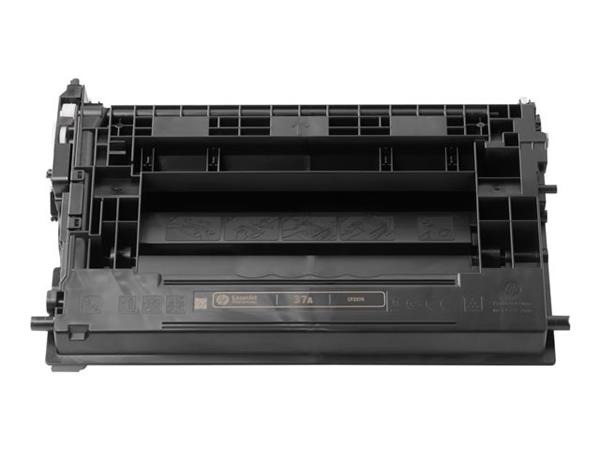 HP 37A Black Original Laserjet Toner
