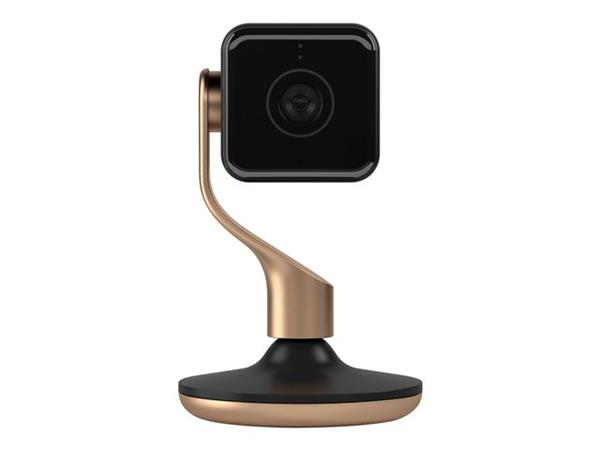 Hive View Camera - Black/Brushed Copper
