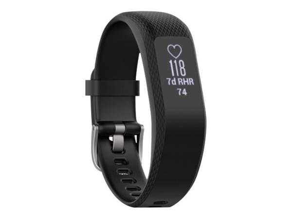 Garmin Vivosmart 3 Fitness Watch Black - Large